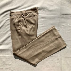 Tan Herring Bone Pants